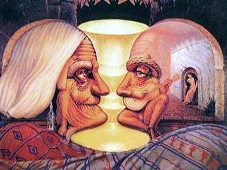 Old People Or A Couple