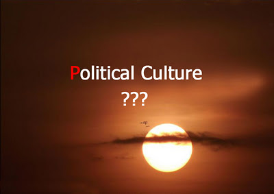 Nepal's Political condition lays unrest and unsecured with a question to bad political culture……
