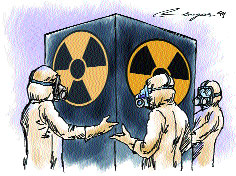 Of radioactive materials: Safety and security concerns